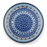 Lunchbord Blue Coral_