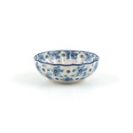 Well-up Bowl Blue White Love