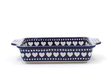 Ovenschaal Blue Valentine