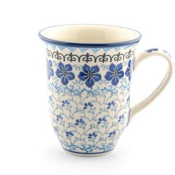 Mug Blue Violets
