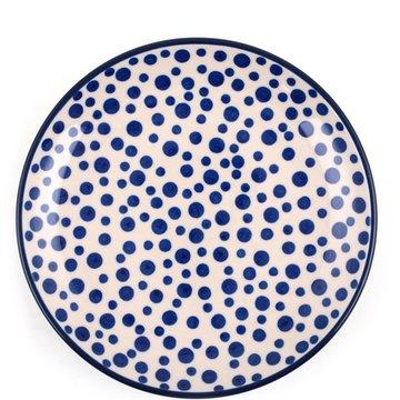Ontbijtbord Crazy Dots