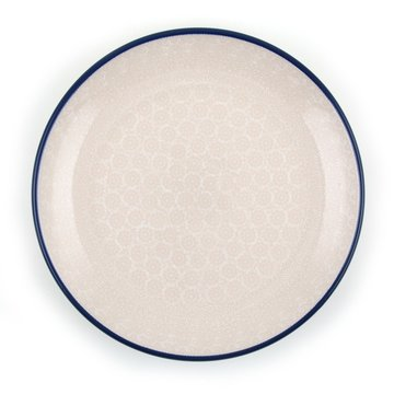 Dinerbord White Lace