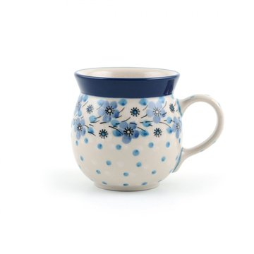 Farmermug Blue White Love