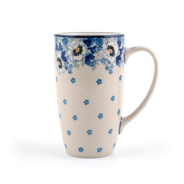 Coffee to go Mug Lady