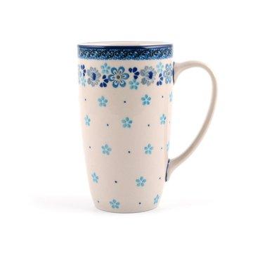Coffee to go Mug Spring Flower