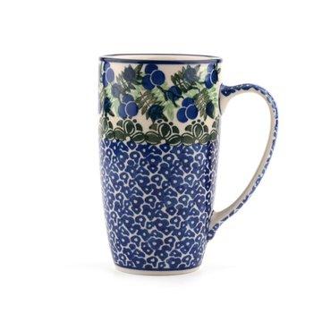 Coffee to go mug Myrtille