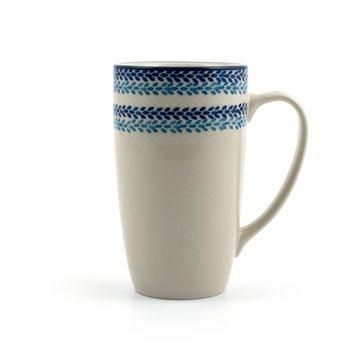 Coffee to Go Mug Leaf