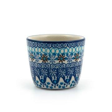 Mug Tumbler Blue Coral