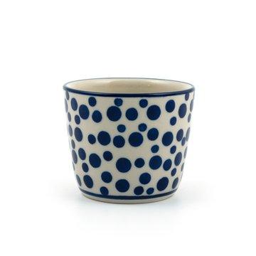 Mug Tumbler Crazy Dots