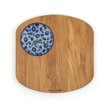 Eikenhouten plank Vierkant