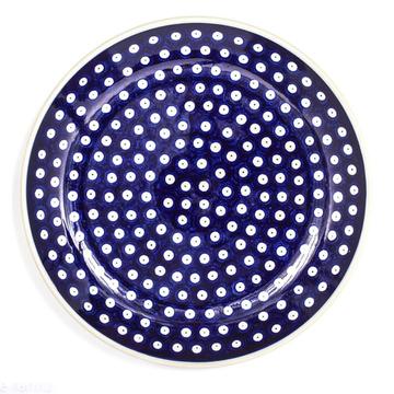 Dinerbord Blue Eyes