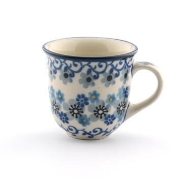 Espresso Mug Winter Garden