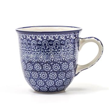 Senseo mug Lace