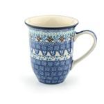 Mug Blue Coral