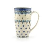 Coffee to Go Mug Royal Blue