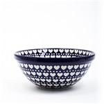 Bowl Blue Valentine